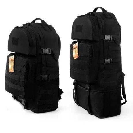 Тактический-рюкзак 40-60 литров трасформер
