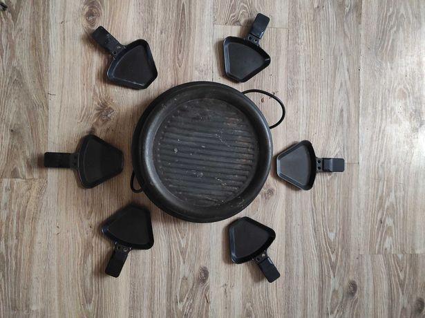 Raklet- domowy grill
