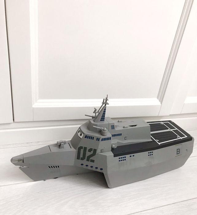 Тачки, боевой корабль для хранения машинок. Одесса - изображение 1