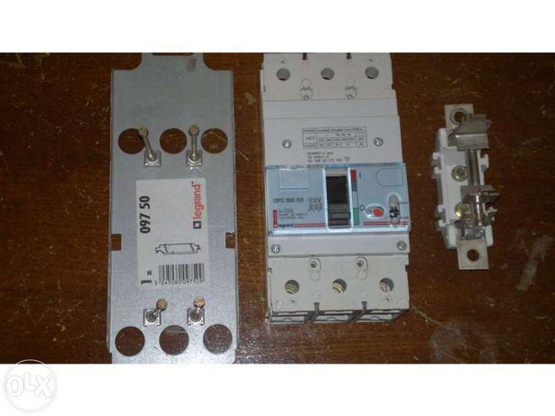 Disjuntor de potência dpx 250 er - magnetotérmico - 50 ka - 3p - 250 a