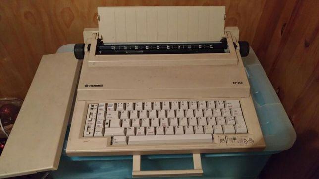 Máquina escrever eléctrica Olivetti Hermes EP 250