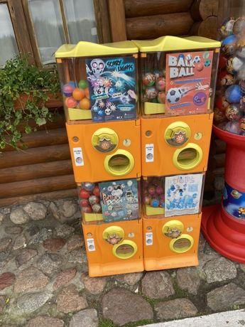 Automat Discapa automat vendindowy kulkownik