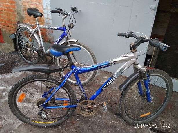 Продам 2 велосипеда гарному стані