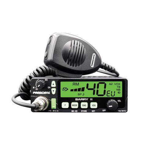 Радіостанція,рація,рация BARRY ASC 12/24V,Антена,Тахограф(Ціна з ПДВ)