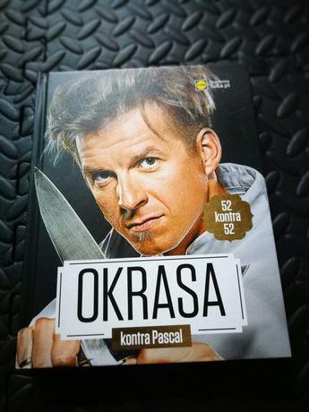 Książka kucharska Kuchnia Lidla Pascal kontra Okrasa Lidl 2016