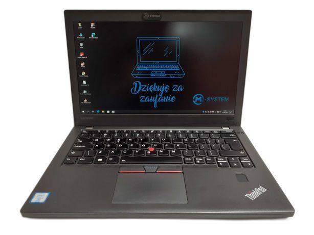 "Laptopy Lenovo Thinkpad x270 12"" FHD i5 8GB 256GB SSD Win10 Gwarancja"