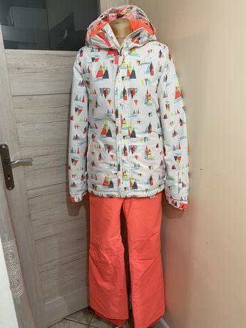 Kombinezon narciarski spodnie i kurtka Oneill 176 NOWY okazja