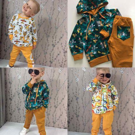 """Комплекти,костюмчики для хлопчиків 92-122 від """"Tavita"""""""