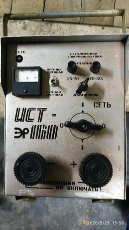 Продам инвертор сварочного тока ИСТ-160