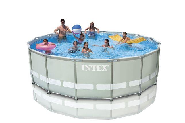 Бассейны Intex (каркасные, наливные, детские)