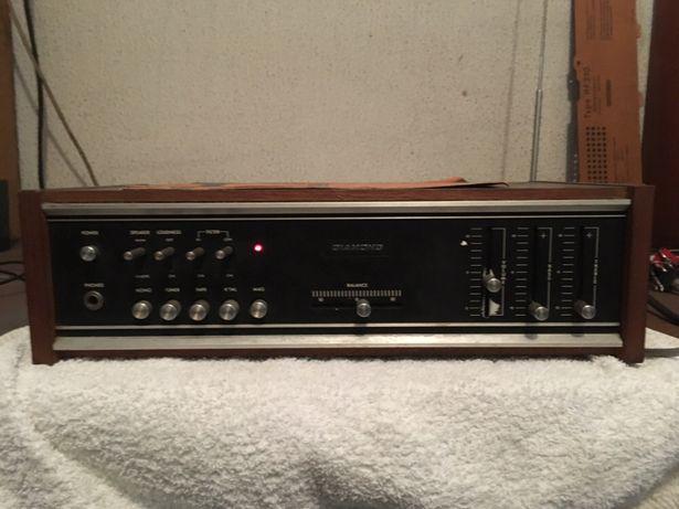 Amplificador áudio