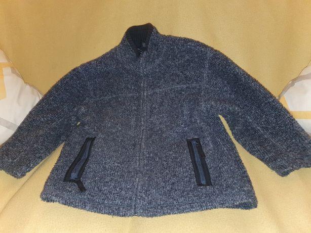 Bluza, polar Next dla chłopca 6 lat - 116cm CIEPŁA
