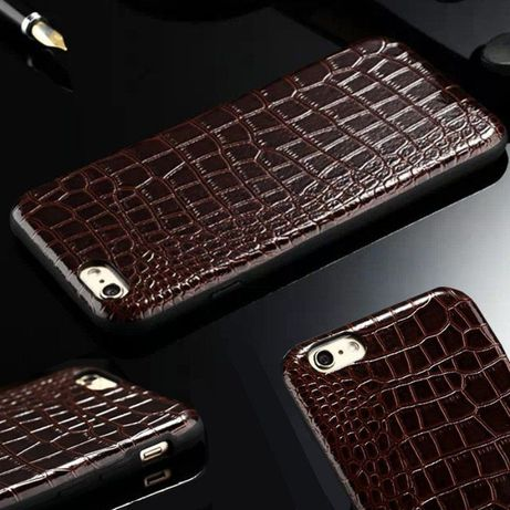 """Кейс """"Крокодиловая кожа"""" для iPhone 6/6s"""