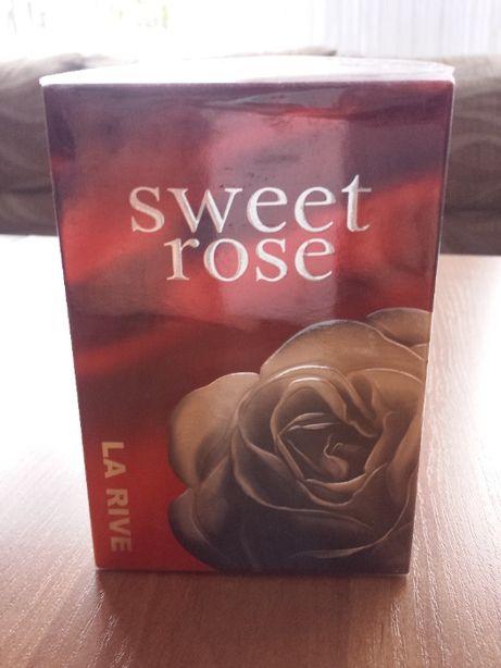 Woda toaletowa EDP La Rive Sweet Rose 90ml