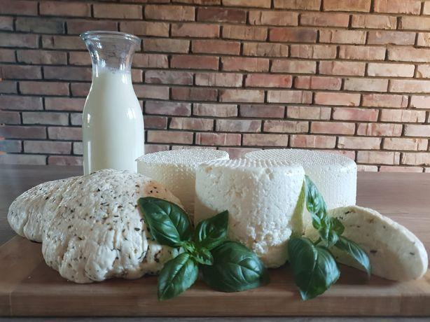 Mleko masło sery twaróg