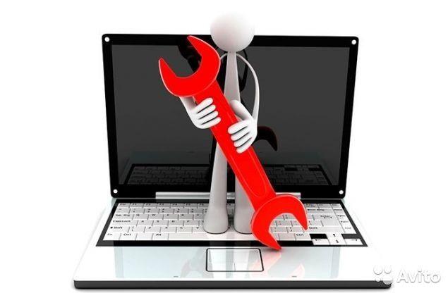 Ремонт ПК, ноутбуков, сборка, установка Windows, чистка, профилактика