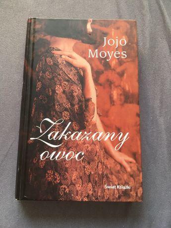 Zakazany owoc Jojo Moyes biały kruk książka