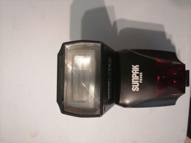 Lampa Sunpak Pz42x stan bd cena 150zł