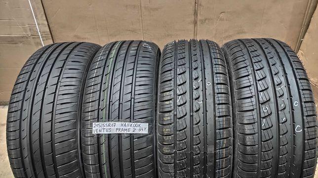 шини 215/55 R17 Pirelli P7.//Hankook Ventus Prime 2 . Нові 2018р! //50