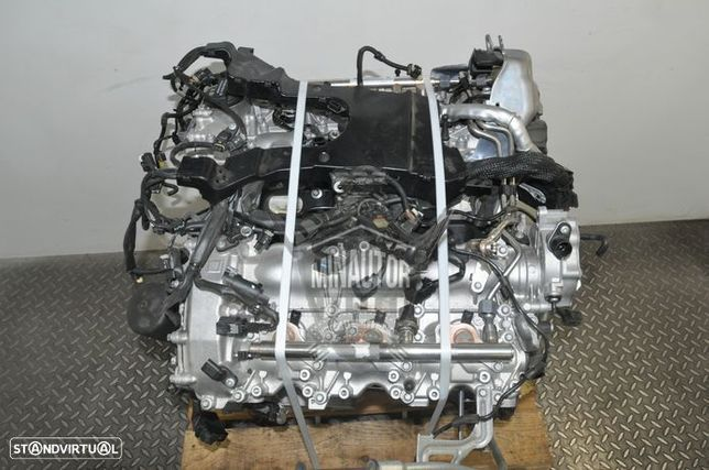 Motor MERCEDES GLE 3.0L 333 CV