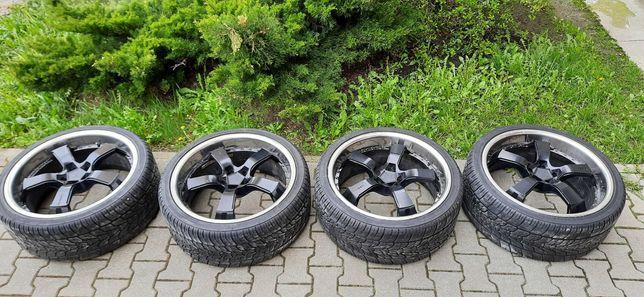 """BMW Koła KESKIN KT10 22"""" cale X3 X4 X5 X6"""