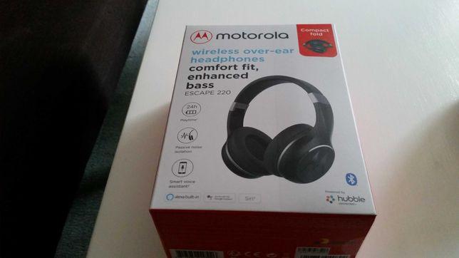 Słuchawki bezprzewodowe Motorola Escape 220