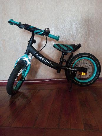 Беговел/велобег tilly balance matrix