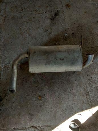 Глушак,глушитель основной  1571А295 оригінальний аутлендер 2008