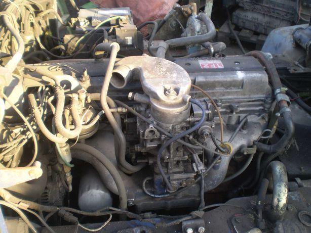 wózek widłowy Toyota części silnik 1 FZ, 6 cylindrowy