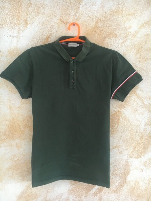 Polo Moncler поло монклер футболка Оригінал! Вараш - изображение 1