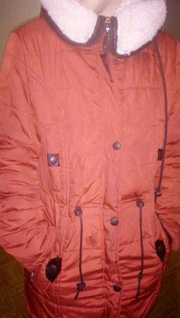 Продается куртка женская зимняя.