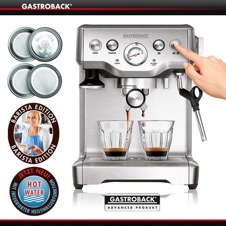 Кофемашина Gastroback Design Espresso Advanced Plus  42611