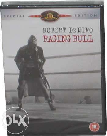Touro Enraivecido Raging Bull Robert De Niro Edição dupla Especial