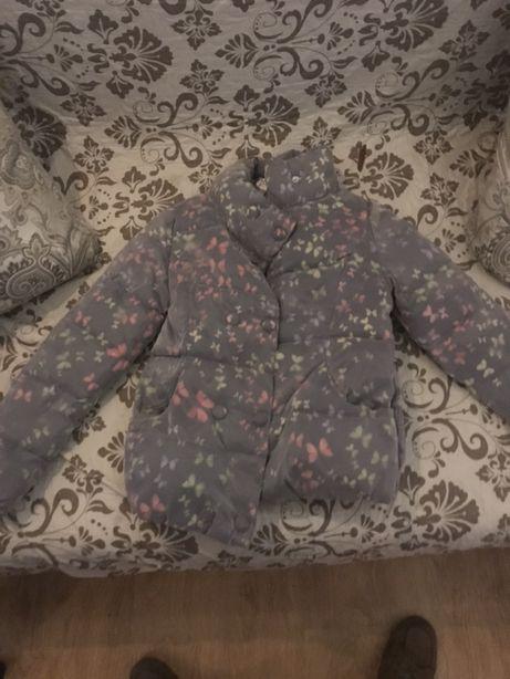 Курточки на девочку 11-13лет