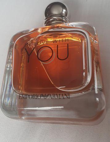 Perfumy Armani In Love With You damskie 100 ml