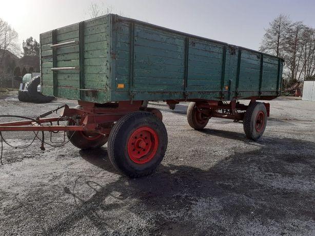 Przyczepa rolnicza- sztywna- 16 ton