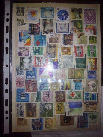 Troco ou vendo selos de Portugal desde 1910 a 1990