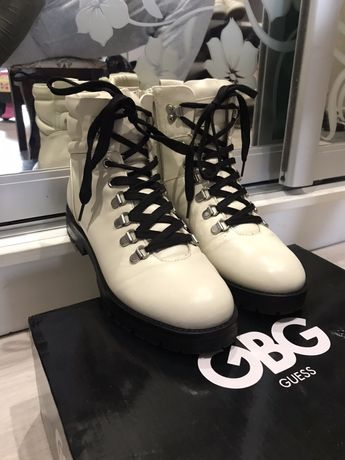 Ботинки G by Guess 37 р. 24 см (кеды кроссовки туфли)