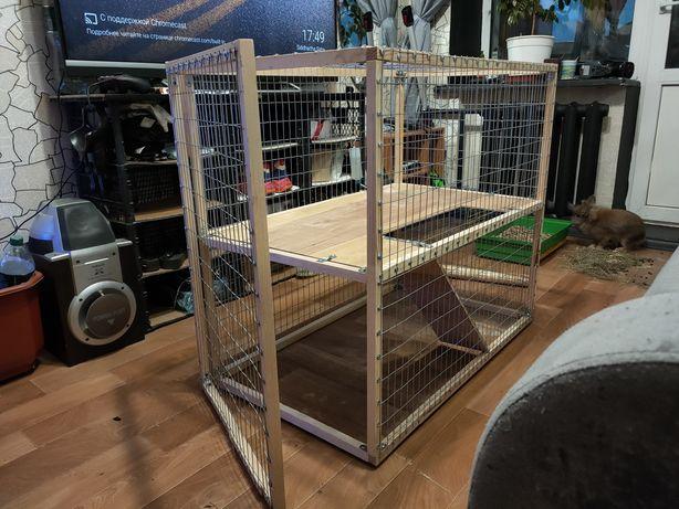Клетка/манеж/вольер для животных, кролика, собаки, шиншилы) Под заказ!