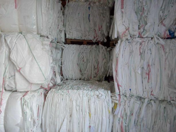 Big bag worek 92/92/120 cm idealna jakość/worki po płatkach owsianych