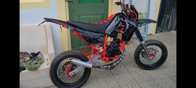 Projeto Honda CRM 50 R