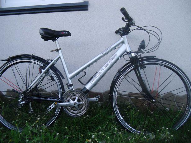 Алюмінієвий велосипед FITNESS