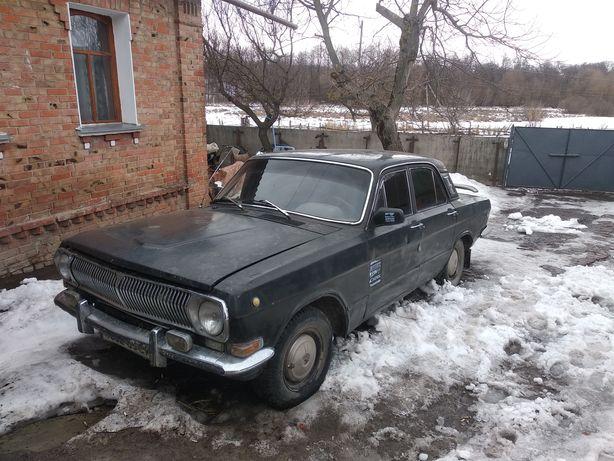 Продам ГАЗ-24 (Волга)