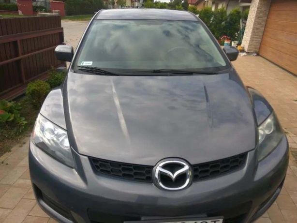 Mazda CX-7 Turbo 2,3