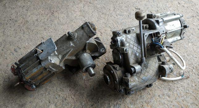 Мотор - редуктор для РСМ1М/РМ5ГМ.