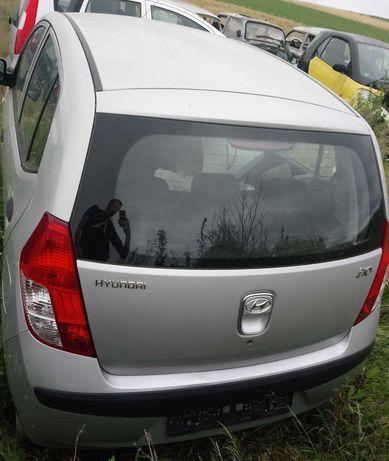 Hyundai I10 07r. 1.1 benzyna 49KW(66 km) Kod lakieru HD, części, drzwi