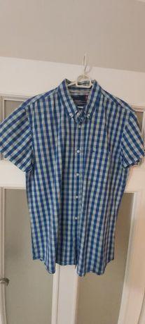 Koszula męska rozmiar L stan bdb