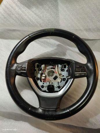 Volante Desportivo BMW Serie 5 F10 F11 7 F01 F02 F04 Guiador 6 F12 F13 F18 F07 GT com danos