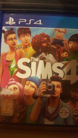 Gra Sims 4 na konsole ps4