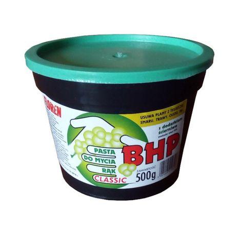 Pasta BHP do mycia rąk FLOREN 0,5kg PIASKOWA - 27szt